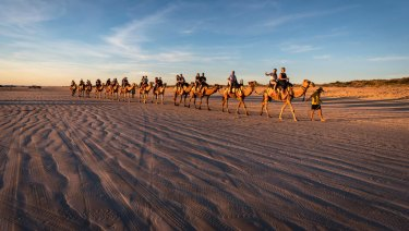 Efforts to get tourists to Broome are working with 2000 bookings of discounted flights.