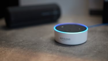 The Echo Dot is tiny and just as smart, but it doesn't sound great.