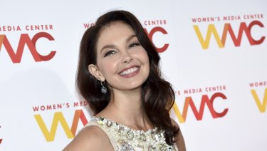 Actress Ashley Judd spoke out against Hollywood mogul Harvey Weinstein, helping to spawn the #MeToo movement.