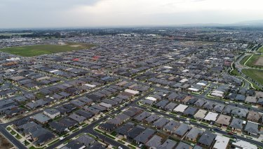 Booming ... Cranbourne East had the highest population growth in Australia in the past year.
