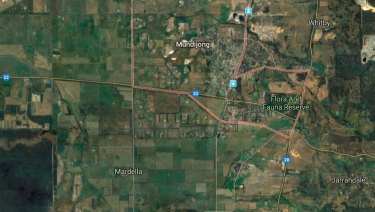 "West Mundijong is set to become a new ""industrial hub""."
