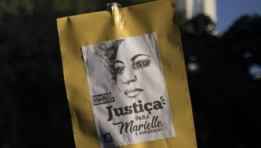 Marielle Franco's death has touched a nerve with many in a nation where more than 50 per cent identify as black or mixed race, but where most politicians are white men.