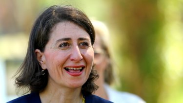 The Premier Gladys Berejiklian is the daughter of Armenian migrants.