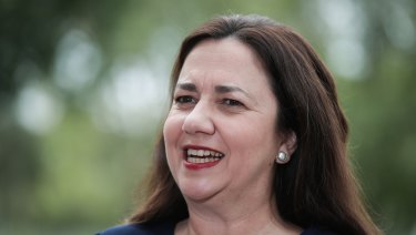 Queensland Premier Annastacia Palaszczuk has a long list of promises to tick off this term.