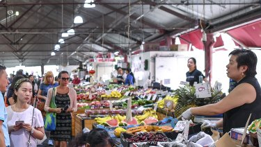 Traders will have 14 days to object after learning where their stalls will be moved to as part of a $250-million redevelopment of Queen Victoria Market.
