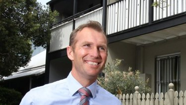 The former NSW planning minister, and current education minister, Rob Stokes, has championed more terrace housing across Sydney's suburbs.