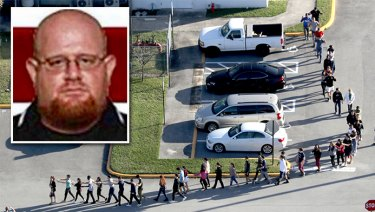 Aaron Feis, assistant football coach at Marjory Stoneman Douglas High School, was among the victims.