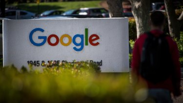 Google's gross Australian advertising revenue was $3 billion in 2017, but it paid about $2 billion of this back to its US Google parent entity.