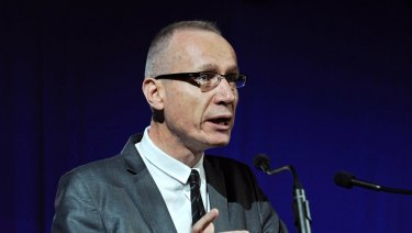 News Corp chief executive Robert Thomson recently met with Facebook.