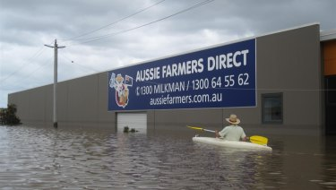 Aussie Farmers Direct has gone under.