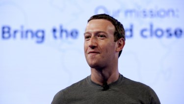 Mark Zuckerberg has spruiked the changes as giving people more of what matters to them.