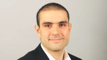 Alek Minassian, the suspect in the Toronto van attack.