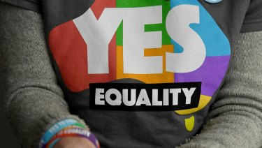 The Like Love project will run during the same-sex marriage postal vote over the next two months.