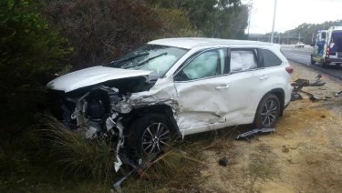 Four people charged after wild police chase through Perth