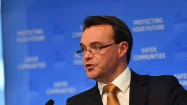 """Shadow treasurer Michael O'Brien says """"the community knows that this is a project that needs to be built""""."""