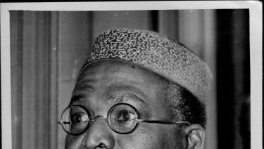 Chief Awolowo in 1969.