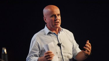 """In many of these schools, we need much more profound thinking"": Professor Adrian Piccoli at the Herald's Schools Summit."