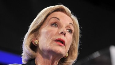 Ita Buttrose has a long and distinguished track record in the media.