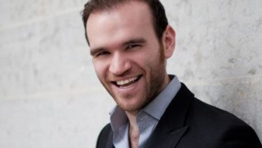 Michael Fabiano plays Werther in the revival of Massenet's opera.