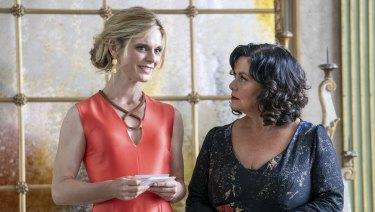 The meaty family drama <i>Delicious</I> returns for a new season.