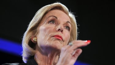 Ita Buttrose is the favourite to be the next ABC chair.