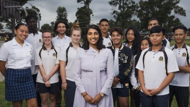Yasodai Selvakumaran is the only Australian teacher to be listed as a top 10 finalist for this year's $1 million Global Teacher Prize.