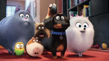 <i>The Secret Life of Pets</i> is a corker of an animation.