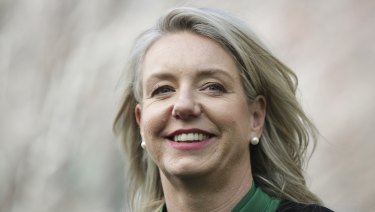 """Bridget McKenzie's appointment as decentralisation minister shows """"relocation of government agencies is consistently being considered at the highest level""""."""
