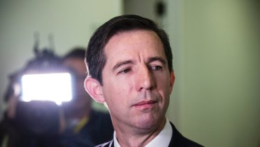 "Trade Minister Simon Birmingham is seeking ""urgent"" advice on the reported ban."