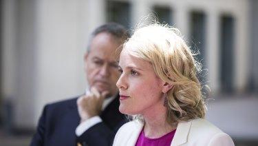 Labor's Financial Services spokeswoman Clare O'Neil.