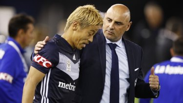 Victory boss Kevin Muscat says there is plenty for his side to achieve in the league.