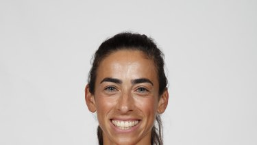 Amanda Farrugia is an AFLW player for the GWS Giants.