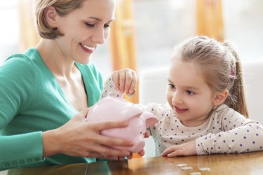 Kids make you happier - as long as you can pay for them