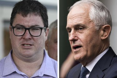 AFP briefed ex-PM Turnbull on Christensen's overseas travel six times