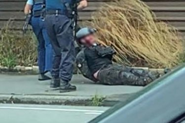 Christchurch accused was on his way to a third attack when he was arrested: police