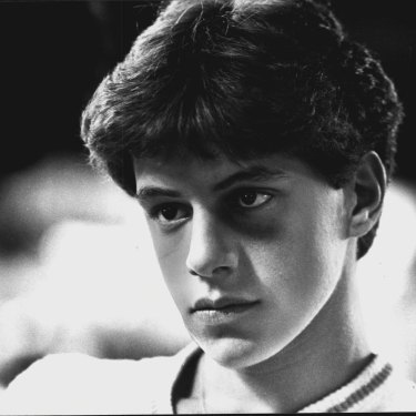 Colosimo's first film, Moving Out (1983), earned him an AFI nomination.
