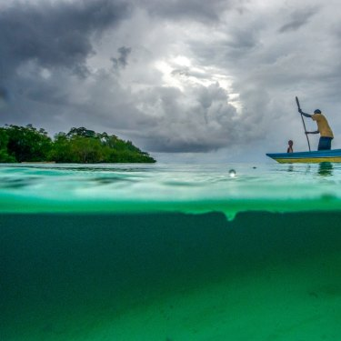 A massive Chinese-backed tourism project is slated for the Solomon Islands.