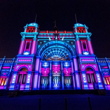The Royal Exhibition Building is set to look stunning in Carlton Gardens.
