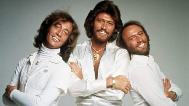 JILL: Bee gees billboard domination night fever