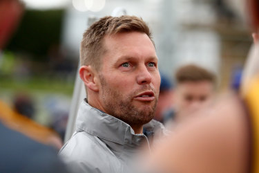 Sam Mitchell will take over from Clarkson in 2023.