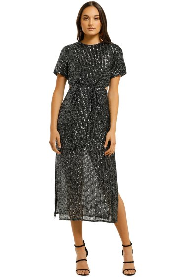 Cmeo Collective 'Lustre' dress.