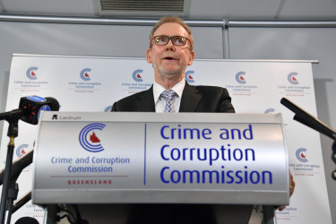 Crime and Corruption Commission chair Alan MacSporran says the CCC might consider a wider public inquiry into Queensland local government.