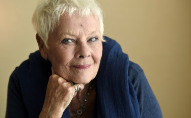 Judi Dench stars in Red Joan, the story of a spy who is arrested in her 80s.