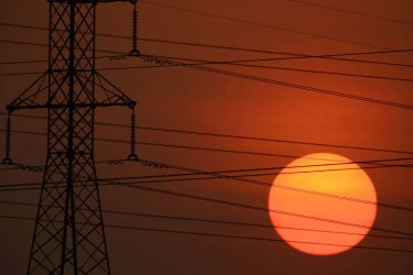 The proportional costs of the poles and wires will be passed onto those without solar.