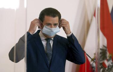 Austrian Chancellor Sebastian Kurz has ordered tighter border controls.