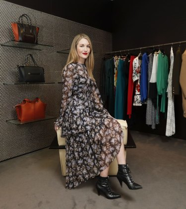 David Jones womenswear buyer Teneille Ferguson has signed a number of labels since leaving Myer earlier this year.