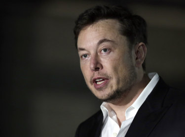 In late September, Musk, who remains chief executive, agreed to step down as chair for three years.