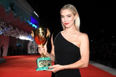 Best actress: Vanessa Kirby.