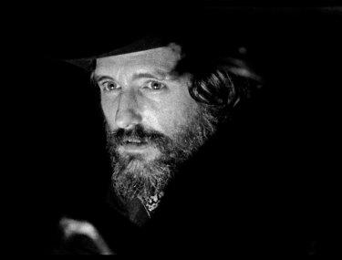 Dennis Hopper in Hopper/Welles.
