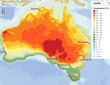 South-eastern Australia will see the first widespread heat of the season this weekend.